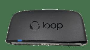 Loop Hub blue LED